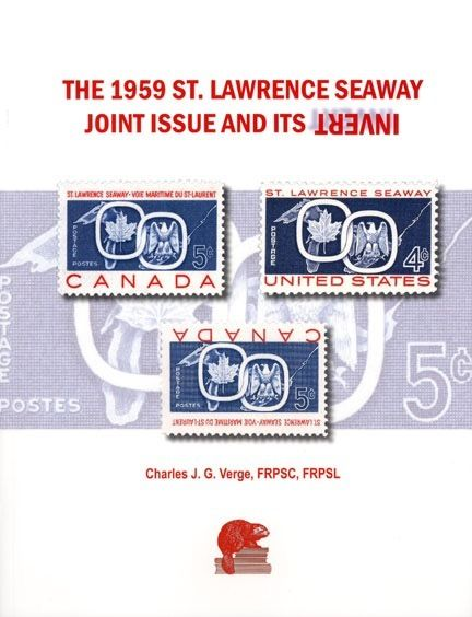 THE 1959 ST. LAWRENCE SEAWAY JOINT ISSUE AND ITS INVERT