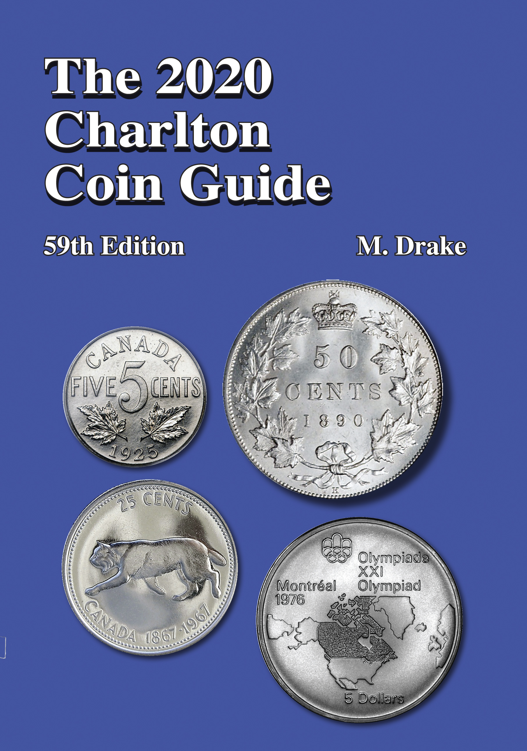 2020 CHARLTON COIN GUIDE, 59TH EDITION.: PRICES DEALERS PAY FOR...
